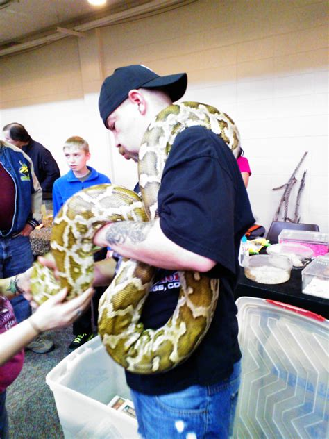 rocky mountain reptile expo