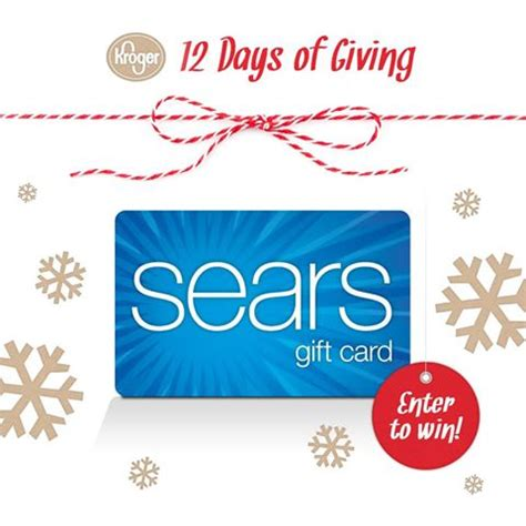 Kroger 12 Days Of Gift Cards - kroger 12 days of deals giving how to have it all