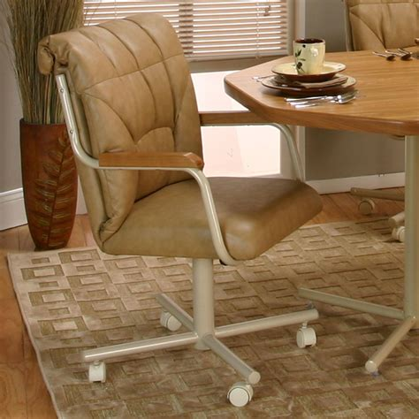 dining room chair casters furniture fabulous dining room chairs with caster bring