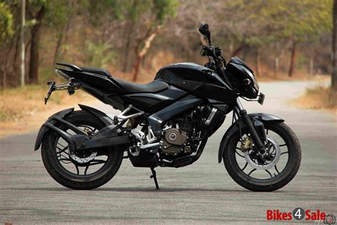 new pulsar 200 ns black bajaj pulsar 200 ns for sale in bangalore it is in