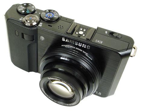 Kamera Samsung Ex1 geschwindigkeit testbericht zur samsung ex1