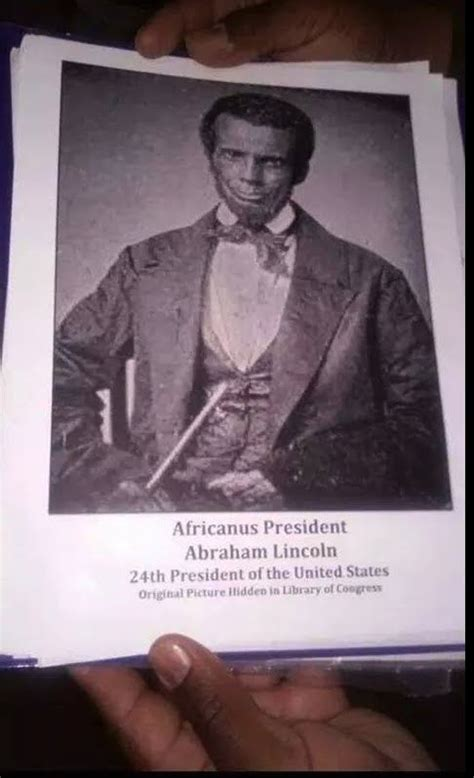 Black Of Abraham abraham africanus lincoln our 24th president 3 09 sec