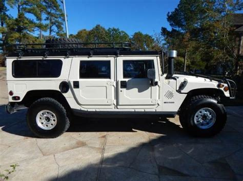 hummer conversion 1993 hummer with predator conversion for sale photos