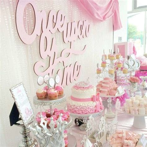 cute themes for baby girl showers super cute princess once upon a time baby shower theme