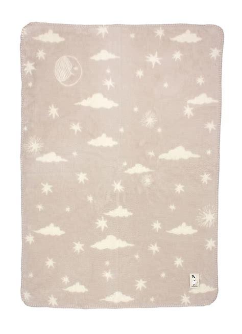 child blanket  stars night sky fabulous goose