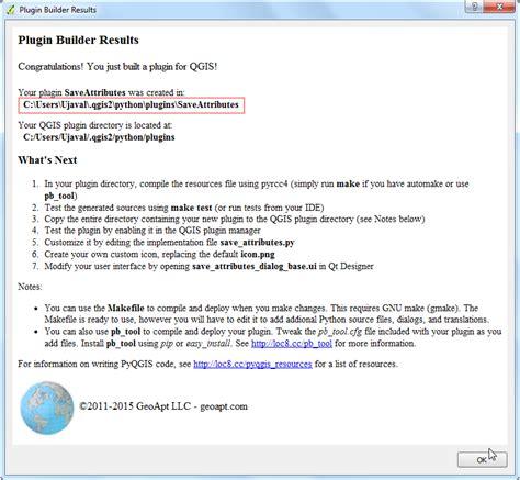 tutorial qgis mac 파이썬 플러그인 만들기 qgis tutorials and tips