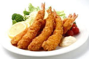 Ebi Furai Queenfood Ebi Furai Fried Prawn Japanese Food Guide Oksfood