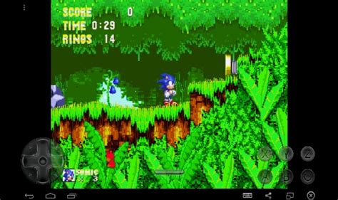 sonic 3 apk free sonic 3 the hedgehog apk for android getjar