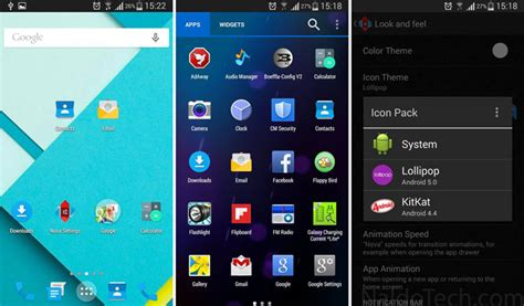 android loader launcher v3 2 apk 5 0 lollipop design install naldotech