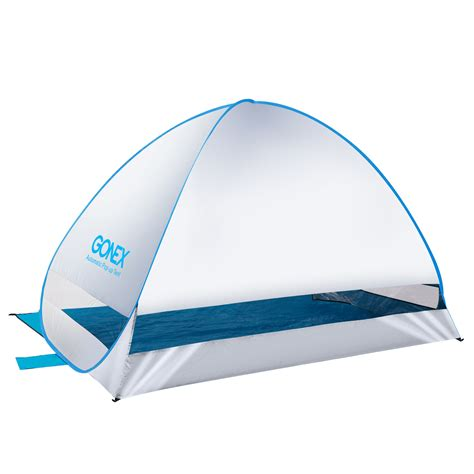 Tenda Sun Shelter Umbrella Automatic Pop Up Portable Tent Lig outdoor anti uv pop up portable automatic tent