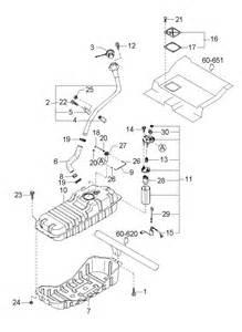 Kia Sorento Fuel Tank Kia Fuel Tank 040715