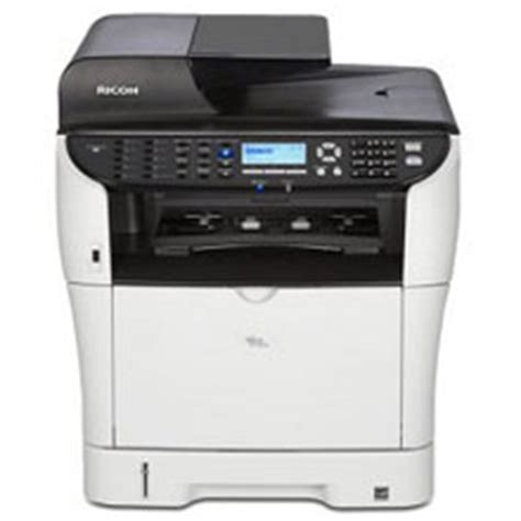 ricoh sp3510sf a4 mono multifunction laser printer