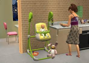 Infant Armchair Mod The Sims First Impressions Recolours For Sims