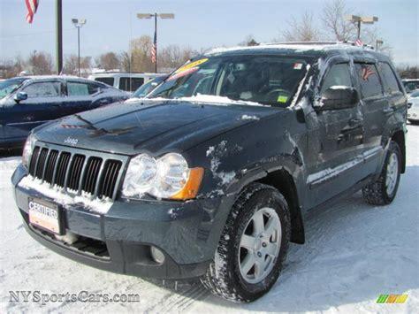 2008 Jeep Laredo For Sale 2008 Jeep Grand Laredo 4x4 In Steel Blue Metallic