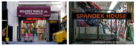 spandex house the untapped guide to the garment district untapped cities