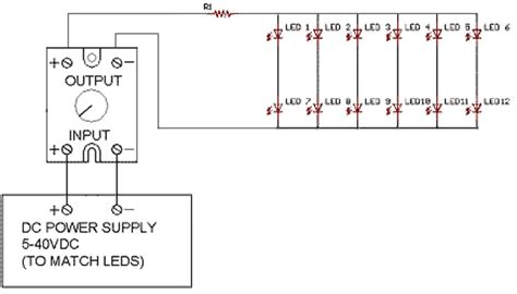 wiring diagram for dc light get free image about wiring