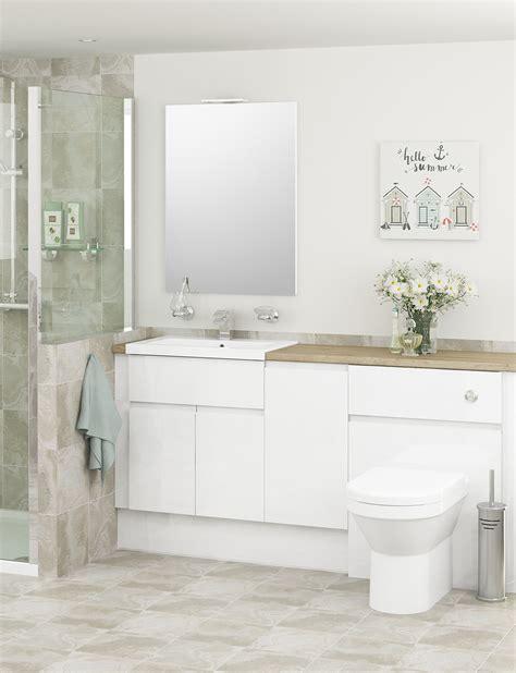 gloss white bathroom furniture white gloss handleless bathroom furniture grip from atlanta