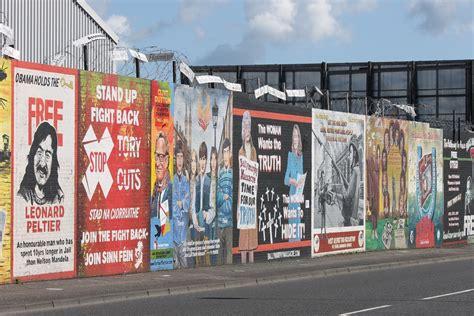 Wall Map Murals international wall murals divis street belfast