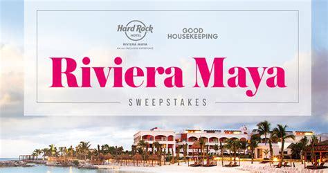 Good Housekeeping Sweepstakes - good housekeeping hard rock hotel riviera maya getaway sweepstakes 2018
