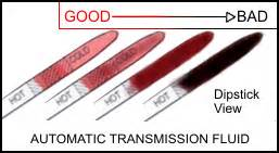 transmission fluid color chart how to change transmission fluid bluedevil products