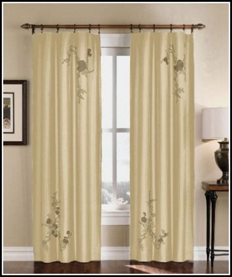 45 Inch Long Kitchen Curtains Curtains Home Design