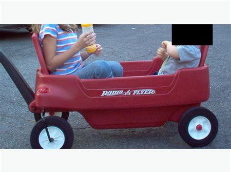two seat wagon radio flyer 2 seat wagon orleans ottawa