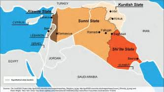 Iraq And Syria Map by Gordon Campbell 187 Blog Archive 187 Gordon Campbell On The