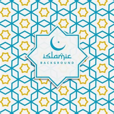 islamic pattern photoshop download islamic pattern background in blue and yellow color