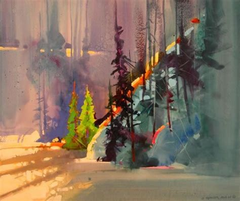 Abstract Stephen Quiller
