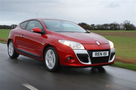 Renault Megane Coupe 2009 Car Review Honest John