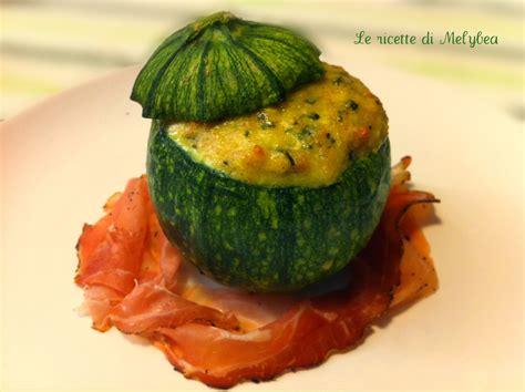come cucinare le zucchine tonde zucchine tonde ripiene le ricette di melybea