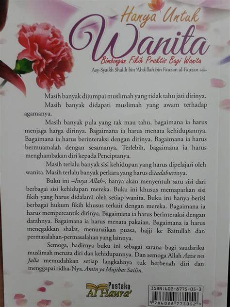 Fikih Wanita Praktis Soft Cover buku bimbingan fiqih praktis bagi wanita toko muslim title