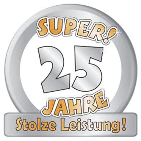 Hochzeit 25 Jahre by Ballonsupermarkt Onlineshop De Riesen Dekoschild