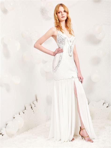 New York Fall Fashion Week 2007 Dress Collection by Persy Fall 2017 New York Bridal Week Wedding Dress