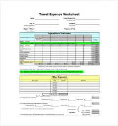 expense sheets template expense sheet template free excel documents