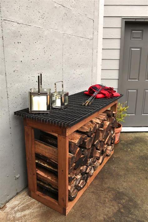 Wood Rack by Best 25 Firewood Rack Ideas On Wood Rack