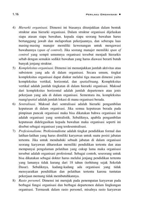 Perilaku Organisasi Konsep Dasar Dan Aplikasinya Buku Manajemen buku perilaku organisasi stephen p robbins pdf files blogsflower
