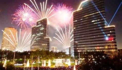 new year 2018 houston tx celebrate new years 2018 in houston