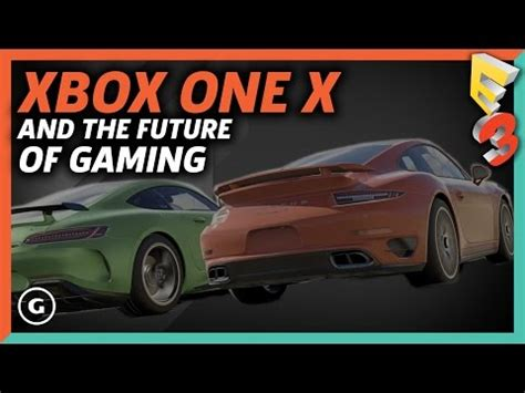 e3 2017 xbox one x 232 formidabile le esclusive ci xbox one x and the future of racing e3 2017