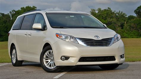 nissan sienna 2016 2016 toyota sienna driven review top speed