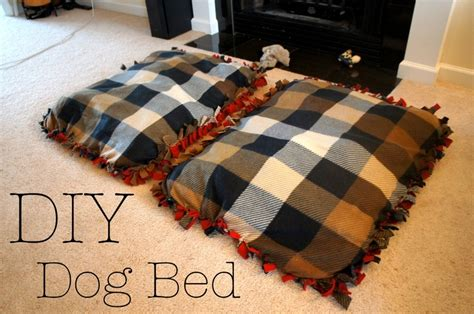 diy dog bed no sew pin by sarah watson on sewing ideas pinterest
