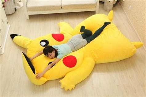 character beds anime monster beds pikachu character