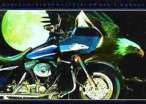 2001 harley davidson fltrsei2 road glide owners manual