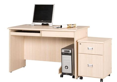 Desk With Computer Storage Solid Wood Home Office Furniture For Style And Durability Office Architect