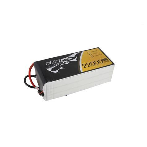 tattu 22000mah 6s 25c lipo battery pack gensace de gens ace
