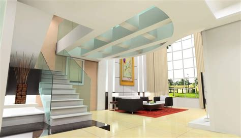 Best Interiors For Living Room by Living Room Wooden Ceiling Design 3d House