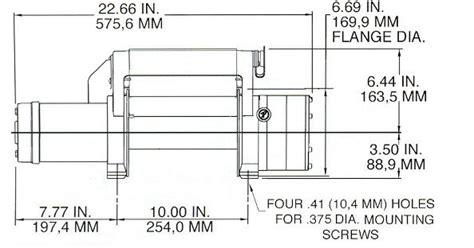 ramsey winch wiring diagram 27 wiring diagram images