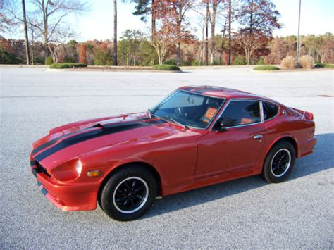 1974 nissan 260z 1974 datsun 260z nissan coupe custom for sale in mccormick