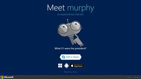 04 itf tutorial review questions how to use skype project murphy bot microsoft s ai