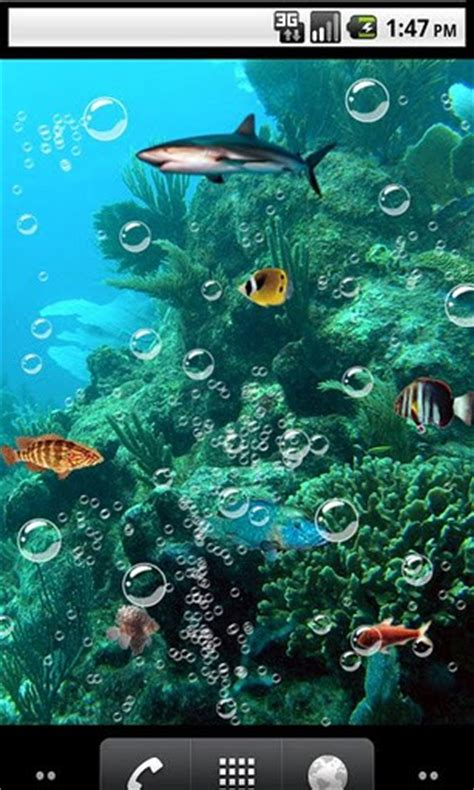live themes new new underwater live wallpaper app for android